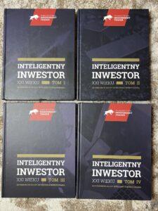 książka inteligentny inwestor cezary głuch
